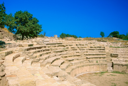 Odeon Ampitheater at Troy