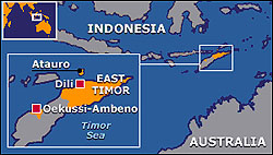 East Timor Project