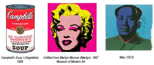 Pop Culture Andy Warhol